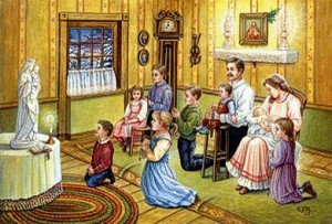 familia catolica