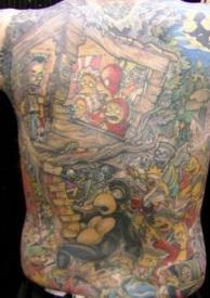 Tatuaje-extremo