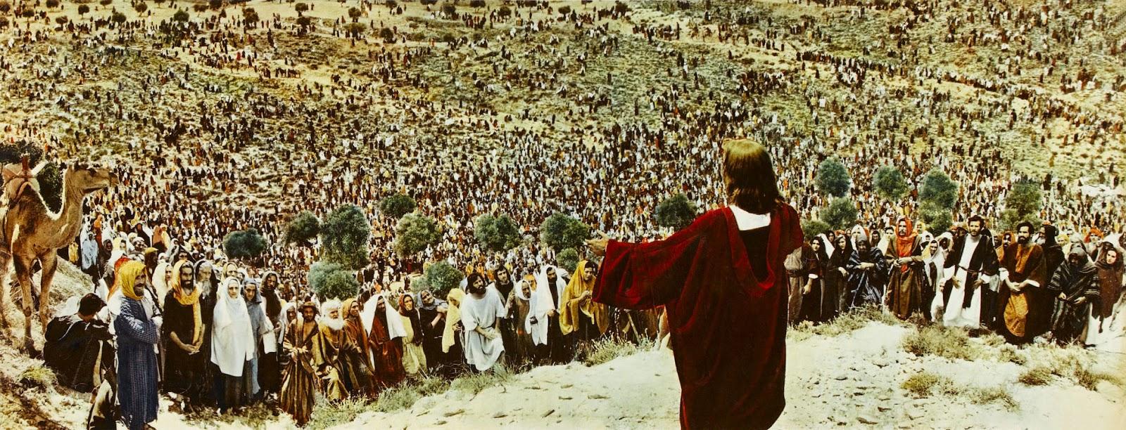 Oíste que fue dicho (Sermón del monte) – ¿Qué dice la Biblia? » Mi ...